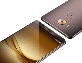 CES2016.- Lanzamiento mundial del Huawei Mate 8