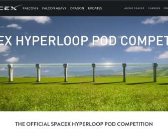 Universitarios españoles participan en el desarrollo de Hyperloop