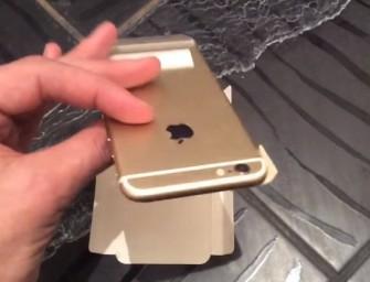 El supuesto iPhone 6C aparece en un nuevo vídeo