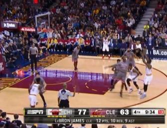 La ESPN ilumina la línea de triples en la NBA