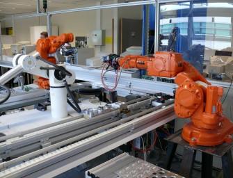 Crece la generación de robots trabajadores