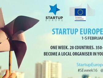 Europa celebra la semana de las startups