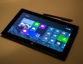 Microsoft se hace dueña del dominio surfacephone.com