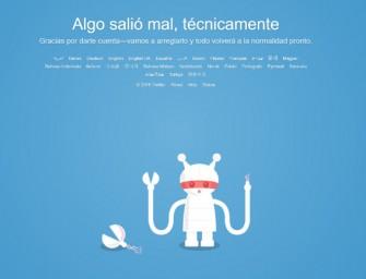 Twitter se cae: algunos usuarios pueden experimentar problemas