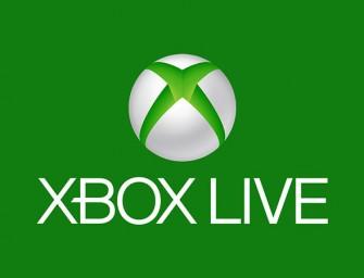 Xbox Live supera los 48 millones de usuarios activos