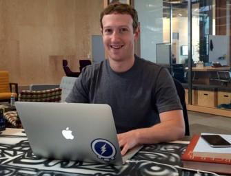 Facebook mata a Mark Zuckerberg por error