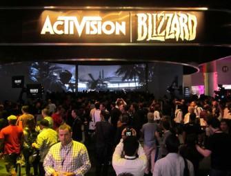 Los ingresos de Activision Blizzard bajaron en el último periodo fiscal