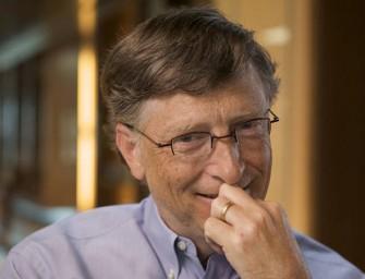 Bill Gates lidera un fondo de inversión de 1.000 millones en energía limpia