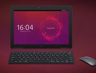 MWC16.- BQ lanza la primera tablet con Ubuntu que quiere ser un PC
