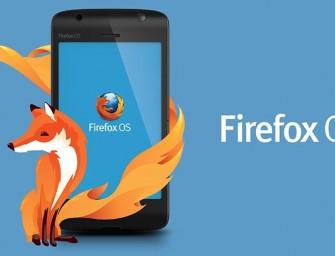Mozilla certifica la muerte de Firefox OS en móviles