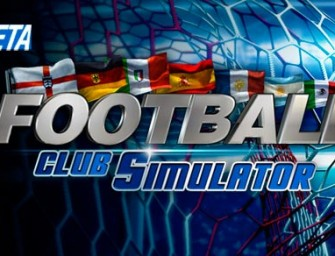 El legado de PC Fútbol continúa con Football Club Simulator