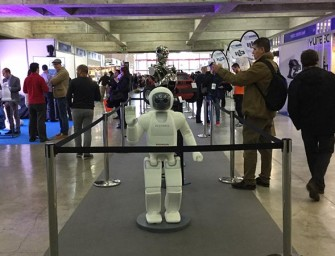 Global Robot Expo: la robótica se hace fuerte en Madrid