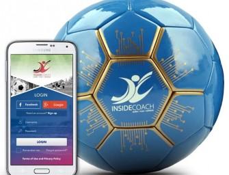 InsideCoach: el balón de fútbol inteligente