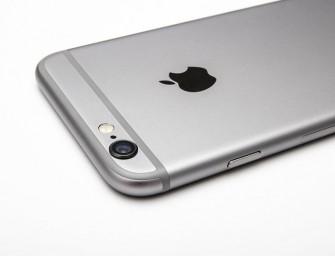 ¿Será el iPhone 7 un móvil sin botones?