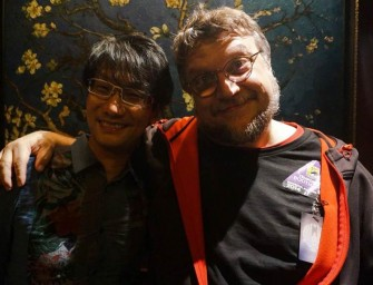 Hideo Kojima vuelve a demostrar su amor por Guillermo del Toro