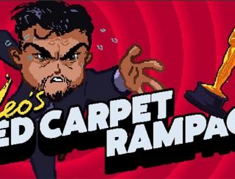 El juego de Leonardo Di Caprio: Buscando el Óscar desesperadamente