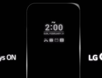 """El LG G5 está """"siempre encendido"""" en su nuevo vídeo"""