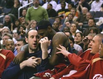 La NBA, Lebron James y los Lakers reinan en las redes sociales