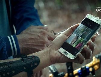 Samsung enseña en vídeo el futuro de su gama Galaxy