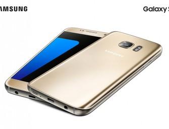 Un Samsung Galaxy S7 explota en una cafetería como los Note 7