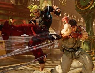 Street Fighter V: la vergüenza de Capcom