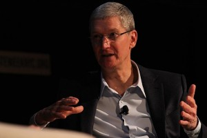 Tim Cook, Apple y el FBI
