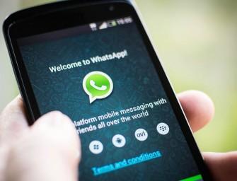Facebook deja de extraer los datos privados de WhatsApp en Europa