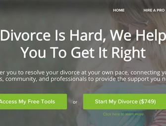 Wevorce: una startup para no arruinarse en los divorcios