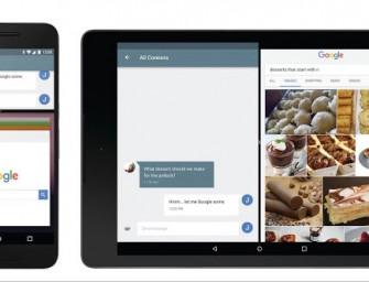 Google copia de Apple algunas funciones para Android N