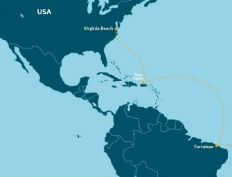 La colombiana Internexa utilizará el nuevo cable submarino de Telefónica