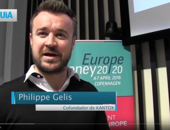 """Philippe Geli (Kantox) """"El verdadero cambio vendrá con el fintech"""""""