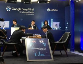 La inteligencia artificial de Google vence al mejor jugador del mundo Go