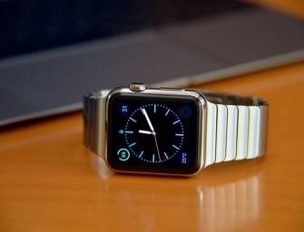 Cómo realizar la configuración inicial del Apple Watch