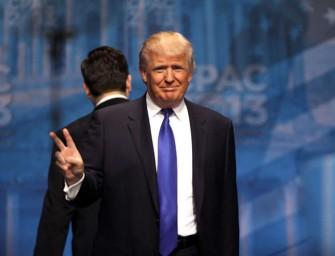 Trump sorprende de nuevo