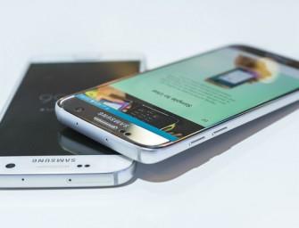 Samsung complica la reparación del Galaxy S7