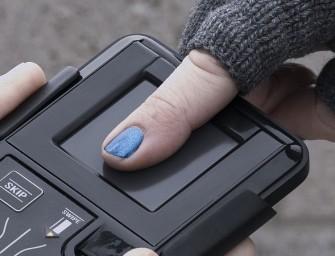 La identificación biométrica va más allá de las huellas dactilares