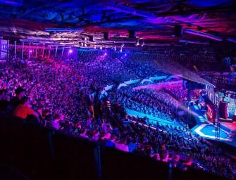 Los eSports vuelven a tomar Polonia para el campeonato mundial Intel Extreme Masters