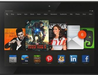 Amazon elimina el cifrado de sus tablets y lo vuelve a traer tras las quejas recibidas