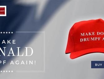 ¿Trump o Drumpf? La extensión de Google que muestra la verdad