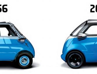 El coche de Steve Urkel reaparece convertido en eléctrico