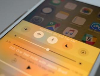 Night Shift, nueva app de Apple para conciliar el sueño