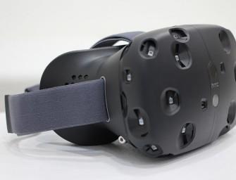 La realidad virtual de HTC Vive vende más de 140.000 unidades