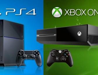 Microsoft planea lo imposible: el juego cruzado entre Xbox One y PS4