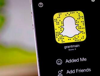 A Snapchat llegarán exclusivos contenidos de programas de TV