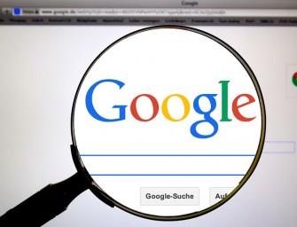 La UE decide que Google no es un buscador