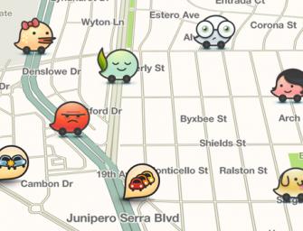 Waze predice el tráfico en Semana Santa