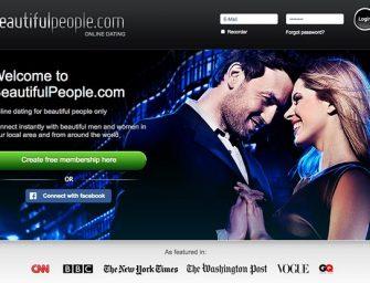"""Una web de citas pierde los datos de más de un millón de """"guapos"""""""