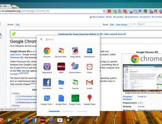 Las apps de Android llegarán a Chrome OS