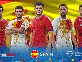 La Euro 2016 de Pro Evolution Soccer ya ha dado comienzo