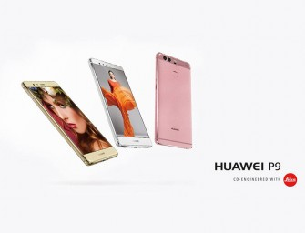 Huawei presenta el P9 y Apple y Samsung comienzan a temblar